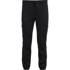 Bryczesy damskie: super.natural CARGO PANTS Spodnie treningowe jet black