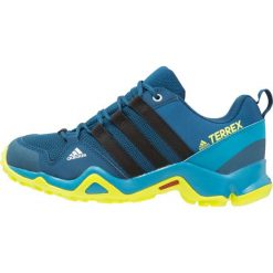Buty sportowe męskie: adidas Performance TERREX AX2R CP Obuwie hikingowe blue night/core black/semi solar yellow