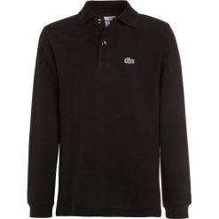 Lacoste PJ8915 Koszulka polo noir. Czarne bluzki dziewczęce bawełniane marki Lacoste. W wyprzedaży za 231,20 zł.