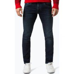 Pepe Jeans - Jeansy męskie – Track, niebieski. Niebieskie jeansy męskie regular marki House. Za 349,95 zł.