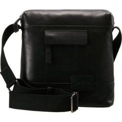 Strellson CONNOR SHOULDERBAG Torba na ramię black. Czarne torby na ramię męskie Strellson, na ramię, małe. Za 589,00 zł.