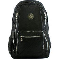 Plecak sportowy Bag Street Verse Czarny. Czarne plecaki męskie marki Bag Street, z materiału. Za 88,00 zł.