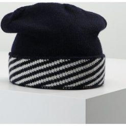 Czapki damskie: MAX&Co. ALESSIA Czapka navy blue pattern