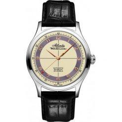 Zegarki męskie: Zegarek męski Atlantic Worldmaster 53754-41-93RB