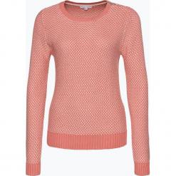 Marie Lund - Sweter damski, różowy. Czerwone swetry klasyczne damskie Marie Lund, xl, z dzianiny, z okrągłym kołnierzem. Za 179,95 zł.
