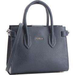 Torebka FURLA - Pin 978751 B BQM3 B30 Ardesia e. Niebieskie torebki klasyczne damskie Furla, ze skóry. Za 1290,00 zł.