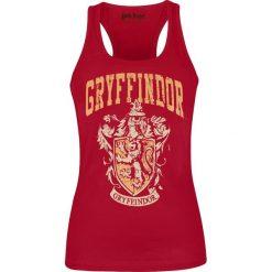 Topy damskie: Harry Potter Gryffindor Top damski czerwony