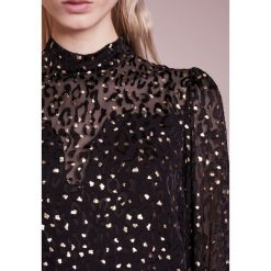 Bluzki asymetryczne: Bruuns Bazaar SIGGA Bluzka black