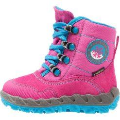 Buty zimowe damskie: Superfit ICEBIRD Śniegowce pink