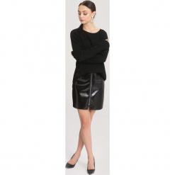 Czarny Sweter Hope. Czarne swetry klasyczne damskie other, l. Za 64,99 zł.