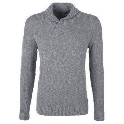 S.Oliver Sweter Męski L Szary. Szare swetry klasyczne męskie marki S.Oliver, l, z bawełny, z klasycznym kołnierzykiem, z długim rękawem. Za 259,00 zł.