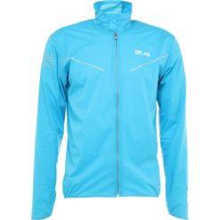 Salomon S/LAB LIGHT Kurtka do biegania transcend blue. Niebieskie kurtki do biegania męskie Salomon, l, z materiału. Za 629,00 zł.