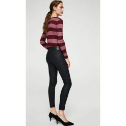 Mango - Jeansy Belle2. Czarne jeansy damskie rurki marki Mango. Za 139,90 zł.