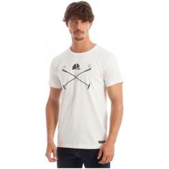 Polo Club C.H..A T-Shirt Męski Xl Biały. Białe koszulki polo marki Polo Club C.H..A, m, z bawełny. W wyprzedaży za 119,00 zł.