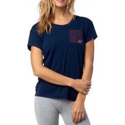 T-shirty damskie: FOX T-Shirt Damski Initiate Ss Xs Ciemnoniebieski