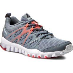 Buty Reebok - Realflex Train 4.0 BD5060 Dust/Coral/White. Niebieskie buty do fitnessu damskie marki Salomon, z gore-texu, na sznurówki, gore-tex. W wyprzedaży za 199,00 zł.