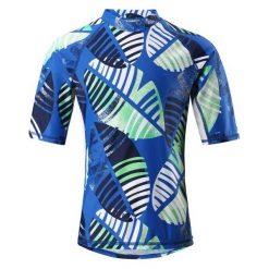 Bielizna dziewczęca: Reima T-Shirt Dziecięcy Fiji Uv 50+ 110 Niebieski