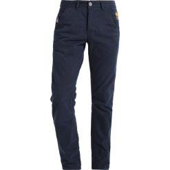 Spodnie męskie: Santa Monica ERICSON Spodnie materiałowe navy