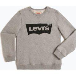 Levi's - Chłopięca bluza nierozpinana, szary. Szare bluzy chłopięce Levi's®, z bawełny. Za 199,00 zł.