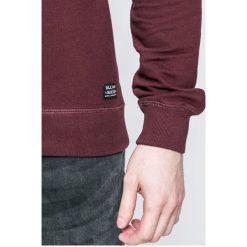 Blend - Bluza. Brązowe bluzy męskie rozpinane marki Blend, l, z bawełny, bez kaptura. W wyprzedaży za 69,90 zł.