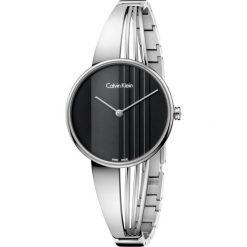 ZEGAREK CALVIN KLEIN Drift K6S2N111. Czarne zegarki damskie Calvin Klein, szklane. Za 1099,00 zł.