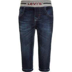 Levi's® BABY PANT RIBY Jeansy Slim Fit denim. Niebieskie jeansy chłopięce marki Levi's®. Za 169,00 zł.