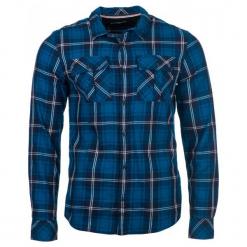 Q/S Designed By Koszula Męska Xxl Niebieska. Niebieskie koszule męskie marki Q/S designed by, l, z bawełny. Za 139,00 zł.