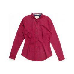 Timeout Koszula Damska Xs Burgund. Czerwone koszule damskie marki Timeout, xs. W wyprzedaży za 101,00 zł.