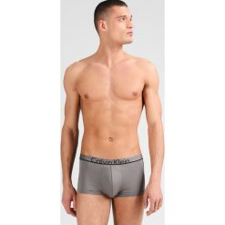 Bokserki męskie: Calvin Klein Underwear LOW RISE TRUNK Panty grey