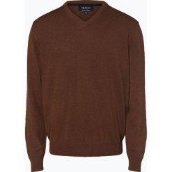 Mc Earl - Sweter męski, brązowy. Brązowe swetry klasyczne męskie Mc Earl, l, z bawełny. Za 129,95 zł.