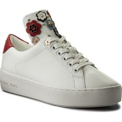 Sneakersy damskie: Sneakersy MICHAEL KORS – Mindy Lace Up 43S8MNFS1L  Opwht Multi