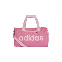 Torby sportowe adidas  Torba Linear Core Duffel. Czerwone torby podróżne Adidas. Za 69,95 zł.