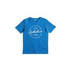T-shirty z krótkim rękawem Dziecko  Quiksilver  Classic Silvered - Camiseta. Niebieskie t-shirty chłopięce z krótkim rękawem Quiksilver. Za 62,09 zł.