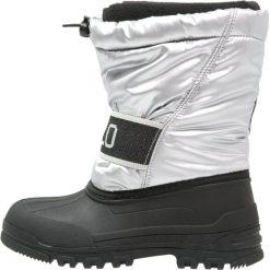 Buty zimowe damskie: Polo Ralph Lauren JAKSON Śniegowce silver/black