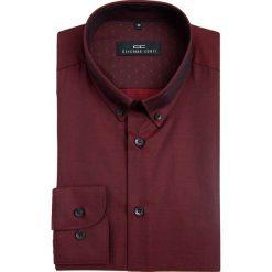 Koszula SIMONE10D KDAS000088. Czarne koszule męskie na spinki marki TOM TAILOR DENIM, l, z bawełny, button down, z długim rękawem. Za 199,00 zł.
