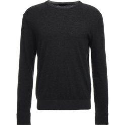 Armani Exchange Sweter grey. Szare swetry klasyczne męskie Armani Exchange, m, z bawełny. Za 399,00 zł.