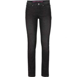 """Dżinsy """"Super skinny"""" bonprix czarny denim. Niebieskie jeansy damskie skinny marki House, z jeansu. Za 59,99 zł."""