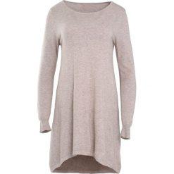 Khaki Sukienka What Do You Expect. Brązowe sukienki marki Born2be, l, z dzianiny. Za 59,99 zł.