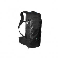 Plecak rowerowy z bukłakiem MTB 900. Czarne plecaki męskie marki ROCKRIDER, z materiału, sportowe. Za 179,99 zł.