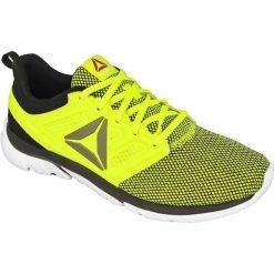 Buty sportowe męskie: Reebok Buty męskie ZStrike Run SE M żółte r. 41 (AR0312)