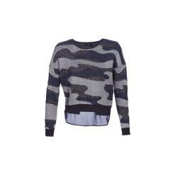 Swetry Only  ONLSANDIE. Niebieskie swetry klasyczne damskie marki ONLY, l. Za 179,00 zł.