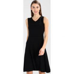 Odzież damska: Armani Exchange Sukienka z dżerseju black