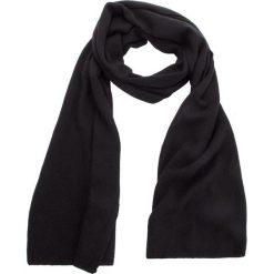 Szal CALVIN KLEIN - Cashmere Scarf K60K604712 001. Czarne szaliki damskie marki Calvin Klein, z kaszmiru. Za 449,00 zł.
