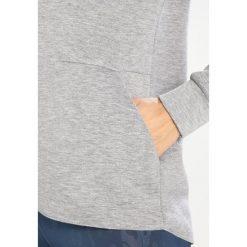 Bluzy rozpinane damskie: Only Play ONPLATA  Bluza rozpinana medium grey melange