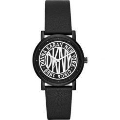 Dkny - Zegarek NY2765. Czarne zegarki damskie DKNY, szklane. Za 569,90 zł.