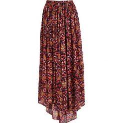 Spódniczki: Billabong SUN SAFARI Długa spódnica bordeaux