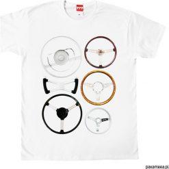 Koszulka KIEROWNICE tshirt. Czarne t-shirty męskie marki Pakamera, m, z kapturem. Za 77,00 zł.