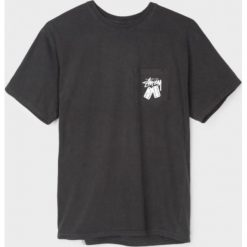 T-shirty męskie: Koszulka Stussy Dominos Pigment Dyed Pocket Tee (1944129-0001)
