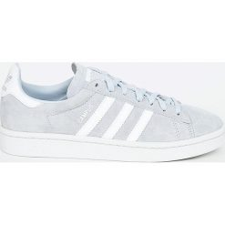 Adidas Originals - Buty Campus W. Szare buty sportowe damskie marki adidas Originals, z gumy. W wyprzedaży za 299,90 zł.