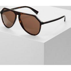 Dolce&Gabbana Okulary przeciwsłoneczne havana/brown. Brązowe okulary przeciwsłoneczne męskie wayfarery Dolce&Gabbana. Za 989,00 zł.